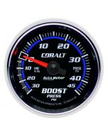"2-1/16"" BOOST/VACUUM, 30 IN HG/45 PSI, MECHANICAL, COBALT"