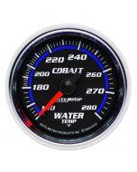 "2-1/16"" WATER TEMPERATURE, 140-280 °F, 6 FT., MECHANICAL, COBALT"