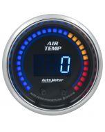 """2-1/16"""" AIR TEMP, DUAL CHANNEL, 0-300 °F, COBALT"""