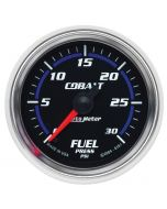 "2-1/16"" FUEL PRESSURE, 0-30 PSI, STEPPER MOTOR, COBALT"