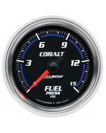 "2-1/16"" FUEL PRESSURE, 0-15 PSI, STEPPER MOTOR, COBALT"