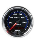 """3-3/8"""" GPS SPEEDOMETER, 0-140 MPH, COBALT"""