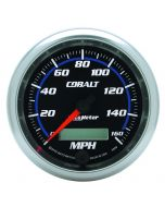 "3-3/8"" SPEEDOMETER, 0-160 MPH, ELECTRIC, COBALT"