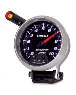 """3-3/4"""" PEDESTAL TACHOMETER, 0-10,000 RPM, COBALT"""