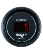 "2-1/16"" BOOST/VACUUM, 30 IN HG/30 PSI, SPORT-COMP DIGITAL"
