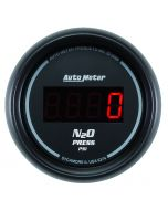 "2-1/16"" NITROUS PRESSURE, 0-1600 PSI, SPORT-COMP DIGITAL"