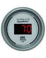 """2-1/16"""" OIL PRESSURE, 5-100 PSI, ULTRA-LITE DIGITAL"""