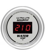 "2-1/16"" WATER TEMPERATURE, 0-340 °F, ULTRA-LITE DIGITAL"