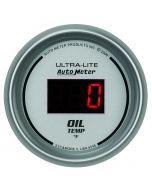 """2-1/16"""" OIL TEMPERATURE, 0-340 °F, ULTRA-LITE DIGITAL"""