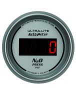 "2-1/16"" NITROUS PRESSURE, 0-1600 PSI, ULTRA-LITE DIGITAL"