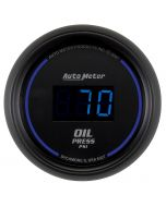 "2-1/16"" OIL PRESSURE, 5-100 PSI, COBALT DIGITAL"