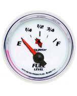 "2-1/16"" FUEL LEVEL, 0-90 Ω, AIR-CORE, GM, SSE, C2"