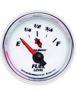 """2-1/16"""" FUEL LEVEL, 240-33 Ω, AIR-CORE, SSE, C2"""