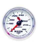 """2-1/16"""" WATER TEMPERATURE, 140-280 °F, 6 FT., MECHANICAL, C2"""