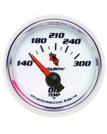 """2-1/16"""" OIL TEMPERATURE, 140-300 °F, AIR-CORE, C2"""