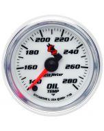 "2-1/16"" OIL TEMPERATURE, 140-280 °F, STEPPER MOTOR, C2"