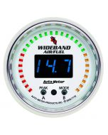 "2-1/16"" WIDEBAND PRO AIR/FUEL RATIO, 6:1-20:1 AFR, C2"