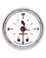 """2-1/16"""" CLOCK, 12 HOUR, C2"""