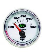 "2-1/16"" OIL TEMPERATURE, 140-300 °F, AIR-CORE, NV"