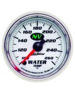 "2-1/16"" WATER TEMPERATURE, 100-260 °F, STEPPER MOTOR, NV"