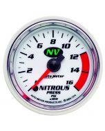 "2-1/16"" NITROUS PRESSURE, 0-1600 PSI, STEPPER MOTOR, NV"