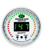"""2-1/16"""" WIDEBAND PRO AIR/FUEL RATIO, 6:1-20:1 AFR, NV"""