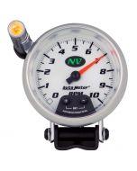 "3-3/4"" PEDESTAL TACHOMETER, 0-10,000 RPM, NV"