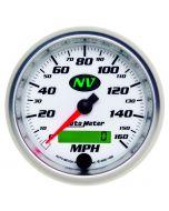 "3-3/8"" SPEEDOMETER, 0-160 MPH, ELECTRIC, NV"