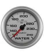 "2-5/8"" WATER TEMPERATURE, 120-240 °F, 6 FT., MECHANICAL, ULTRA-LITE II"