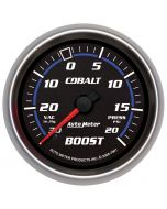 "2-5/8"" BOOST/VACUUM, 30 IN HG/20 PSI, MECHANICAL, COBALT"