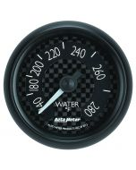 """2-1/16"""" WATER TEMPERATURE, 140-280 °F, 6 FT., MECHANICAL, GT"""