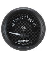 "2-1/16"" OIL TEMPERATURE, 140-300 °F, AIR-CORE, GT"