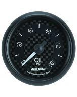 "2-1/16"" OIL PRESSURE, 0-100 PSI, STEPPER MOTOR, GT"