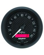 "3-3/8"" SPEEDOMETER, 0-160 MPH, ELECTRIC, GT"