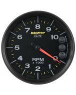 "5"" PEDESTAL TACHOMETER, 0-10,000 RPM, NASCAR"