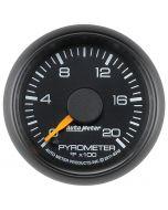 "2-1/16"" PYROMETER, 0-2000 °F, STEPPER MOTOR, GM FACTORY MATCH"