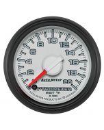 """2-1/16"""" PYROMETER, 0-2000 °F, STEPPER MOTOR, GEN 3 DODGE FACTORY MATCH"""
