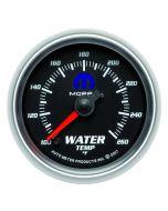 """2-1/16"""" WATER TEMPERATURE, 100-260 °F, STEPPER MOTOR, BLACK, MOPAR"""