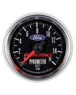 "2-1/16"" PYROMETER, 0-1600 °F, STEPPER MOTOR, FORD RACING"
