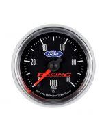 "2-1/16"" FUEL PRESSURE, 0-100 PSI, STEPPER MOTOR, FORD RACING"