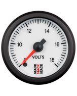 BATTERY VOLTAGE, PRO STEPPER MOTOR, 52MM, WHT, 8-18V