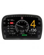 STACK LCD COMPETITION DASH LOGGER