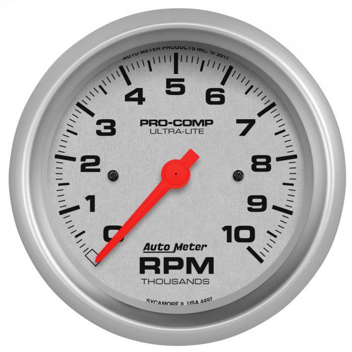 MOTOR METER RACING Tachometer Filter 21