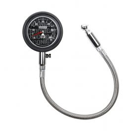 TIRE GAUGE 0-60 psi GARAGE SERIES
