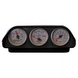 Auto Meter 15198 Gauge Works Dual Gauge Pod