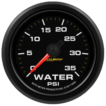 Waterproof Water Pressure Gauge