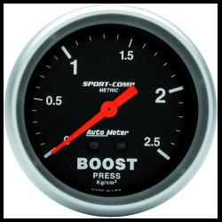 Sport-Comp Boost Gauge