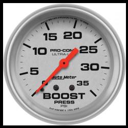 Ultra-Lite Boost Gauge