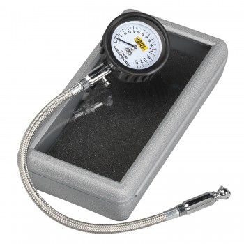 0-15 PSI Tire Pressure Gauge