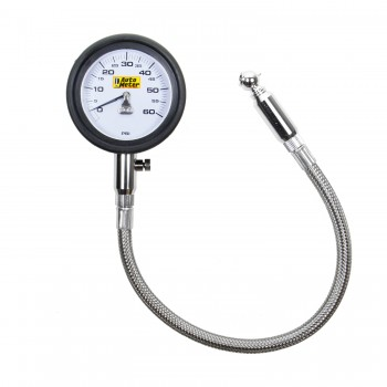 0-60 PSI Tire Pressure Gauge